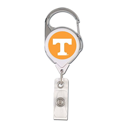 NCAA Tennessee Volunteers Retractable Premium Badge Holder, Team Color, One - Tennessee Premium Outlets