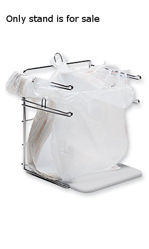 New T-shirt Barrel Bag Dispenser 1/5 Retail Plastic Counter Rack