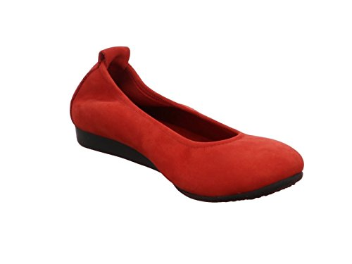 Arche Women's Ballet Flats Feu TH96pw