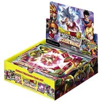 Dragon Ball Super Colossal Warfare Series 4 TCG Booster Display (Tcg Booster)