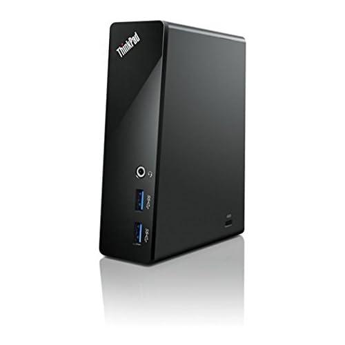 chollos oferta descuentos barato Lenovo ThinkPad USB 3 0 Docking Station