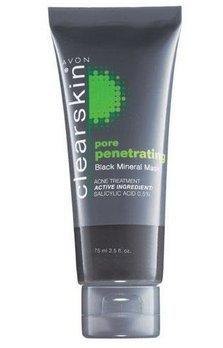 Avon Clearskin Pore Penetrating Black Mineral Mask