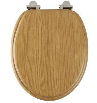 Roper Rhodes Traditional Oak Toilet Seat