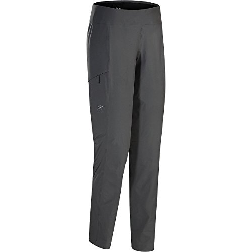 Arc'teryx Sabria Pant - Women's Wells Grey, 8/Reg by Arc'teryx