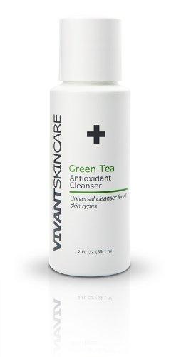 Thé vert Antioxydant Nettoyant 2 oz