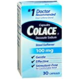COLACE CAPS 100 MG 60 2-Pack