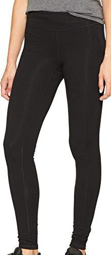 Gap Cotton Jersey - GAP Womens GapFit Leggings, True Black (XL)
