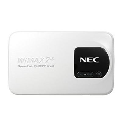 Speed Wi-Fi NEXT WX02(NAD32)