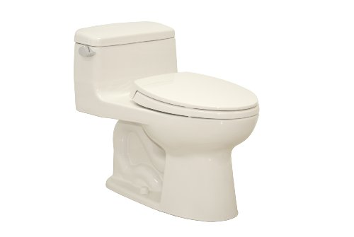 TOTO MS864114#12 Supreme Elongated One Piece Toilet, Sedona Beige