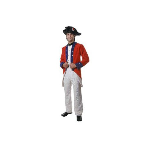 Colon (Adult Colonial Soldier Costumes)