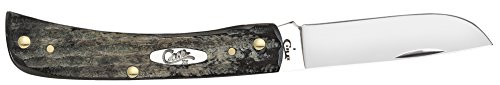 Case 65223 Jigged Buffalo Horn - Sod Buster Jr® (BH137 SS) by Case (Image #4)