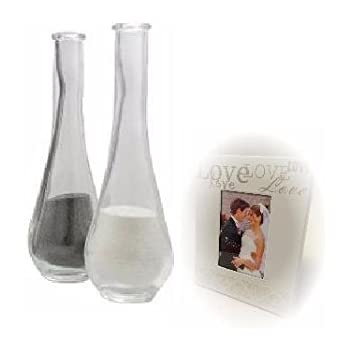 Amazon Com Set Of 2 Extra Side Vases For The Unity Sand
