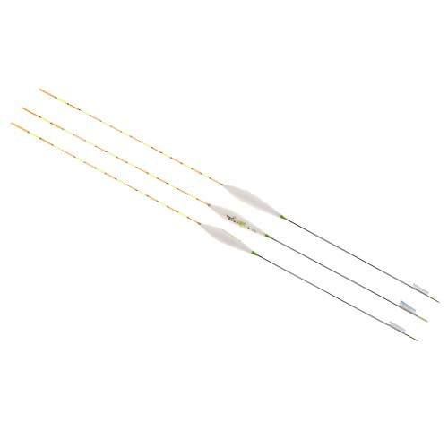 - DYNWAVE 3X Fishing Pole Floats Slip Bobbers Drift Tube for Crappie Panfish Walleyes Bass - H02