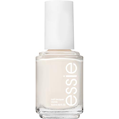 Sheer Organic Shine Pearl - essie Nail Polish, Glossy Shine Finish, Marshmallow, 0.46 fl. oz.