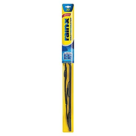 Rain-X RX30222 Weatherbeater Wiper Blade - 22-Inches - (Pack of 1) - 1995 Dodge Neon Rubber