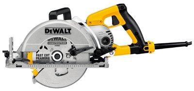DWS535B 7-1/4 inch, Worm Drive Circular Saw with Brake