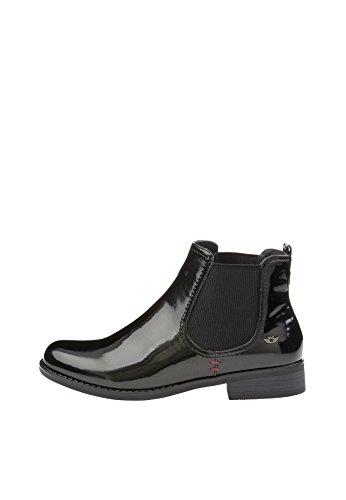 black Fritzi Noir Femme Boots Patent Preußen Ellie Chelsea Aus 1 wqf6g