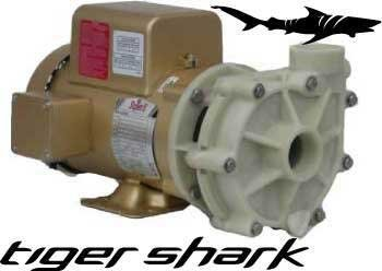 Reeflo Tiger Shark Aquarium Water Pump, 5200GPH by Reeflo
