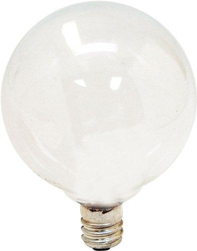 GE Lighting 44723 530 Lumen Candelabra