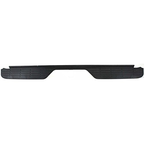 Bumper Step Pad compatible with Chevrolet C/K Full Size P/U 88-00 Rear 1-Piece Type