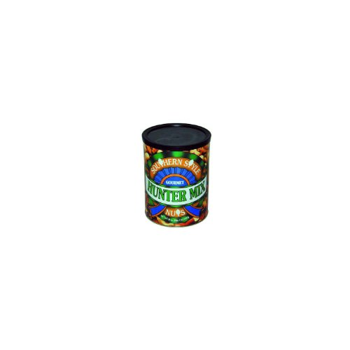 Squirrel Brand Southern Style Nuts-Gourmet Hunter Mix, 36-Ounce (Pack of 3) (Cooks Club Canister)