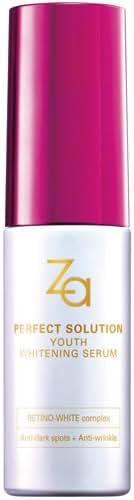 ZA Perfect Solution Whitening Serum 30ml.