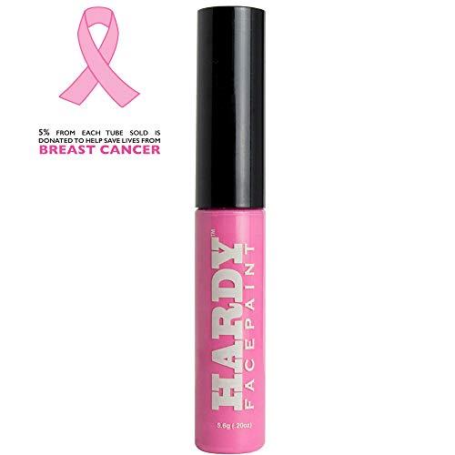 Hardy Facepaint Blaze Pink (Blaze Paint Brush)