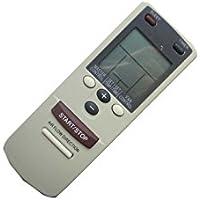 HCDZ Universal Remote Control Fit For Friderich MW12C1E MW12C1F MW09C3E AR-FB3 MW12C3E MW18C3E MW18Y3E MW24C3E MW24Y3E MW30C3E MW12Y1E MW09Y1E MW09Y1F MW12Y1F MW09C1F MW09C1E Air Conditioner