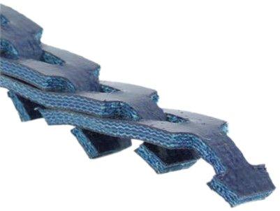 powertwist Plus antiestático Correa trapezoidal, un/4L perfil, 1/2 de ancho, 100 cm Longitud: Amazon.es: Amazon.es