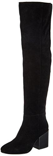 Bronx BX 1426 Bnutsx, Stivali Donna Nero (Nero)