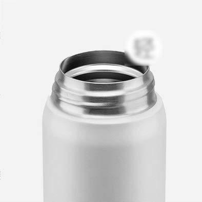Thermos-Edelstahl-gerader Schalen-Wasser-Schalen-Männer Cupcup Cupcup Cupcup 14,1 Unze (Farbe   Light Grün, Größe   16  4  4cm) B07P9HVXQQ   Neue Sorten werden eingeführt  a747ea