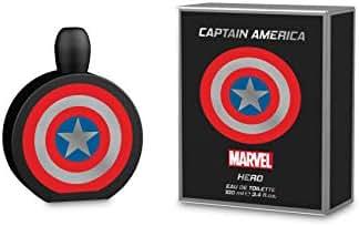 Marvel capt america hero, 3.4 Ounce