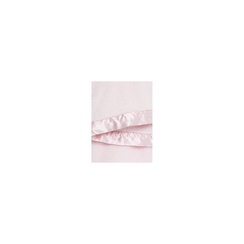 Little Giraffe Chenille Stroller Baby Blanket, Pink, 29″ x 35″