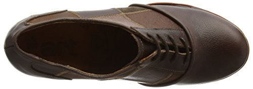 Zapatos Mujer Tacón de 1074 Art Brown Marrón Memphis aqOw7W5x