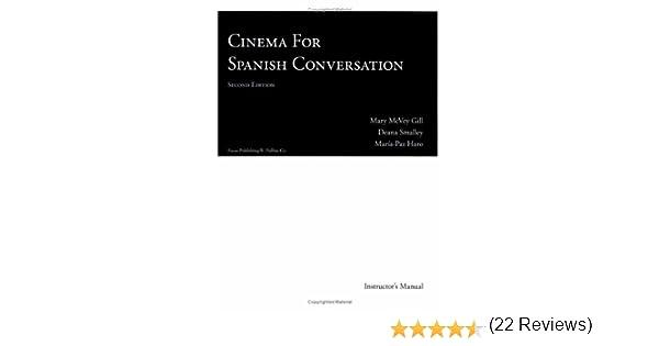 Amazon.com: Cinema for Spanish Conversation, 2nd ed. Teacher's ...
