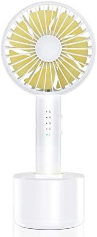 CERU Mini Ventilador La Fan del PDA, Mini Gira la Fan de Mesa ...