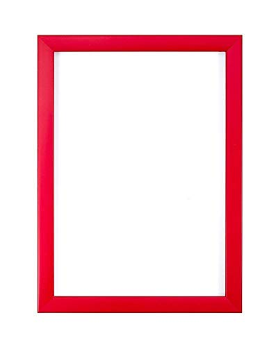 - FRAME Company Rainbow Colour Range Picture/Photo/Poster with an MDF Backing BoardReady to Hang Or Stand with A High Clarity Styrene Shatterproof Perspex Sheet 10