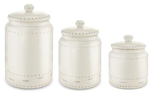KOVOT Piece Ceramic Canister Air Sealed