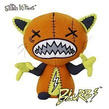Rocket USA Stitch Kittens - Blurp by Rocket USA (Rocket Stitch)