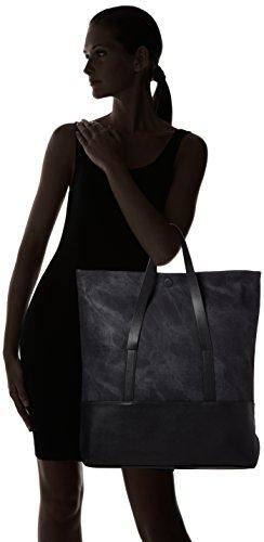 ESPRIT 077ea1o043 - Bolsos totes Mujer Negro (Black)