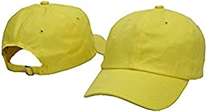 Win A Free GEANBAYE Classical Low Profile Adjustable Strapback Blank...
