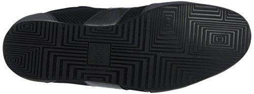 BOSS Athleisure Herren Lighter_Lowp_Tech Sneaker Grau (Dark Grey)