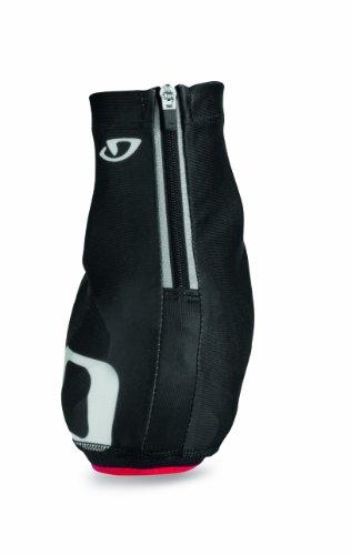 Giro - Cubre zapatos, talla S, color negro negro