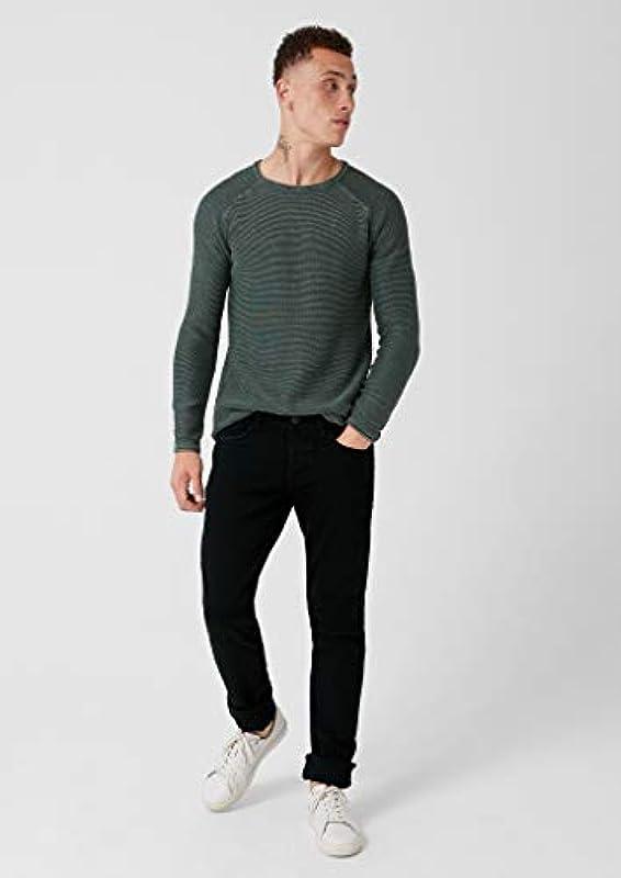 Q/S designed by - s.Oliver męskie jeansy skinny: Odzież