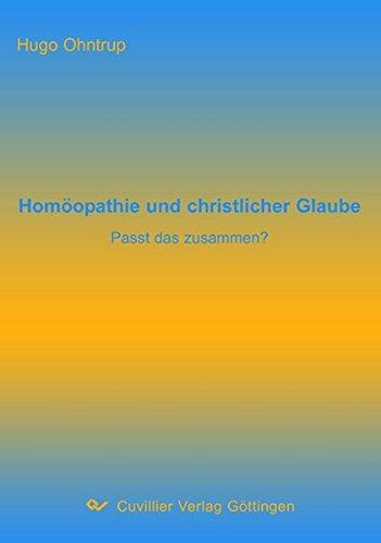 Homöopathie und christlicher Glaube: Passt das zusammen?