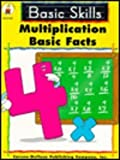 Multiplication Basic Facts 9780887244629