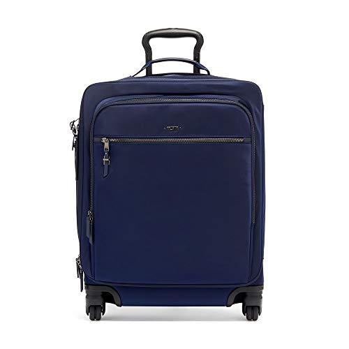 TUMI - Voyageur Tres Léger Continental Carry-On Luggage - 22 Inch Rolling Suitcase for Men and Women - Midnight