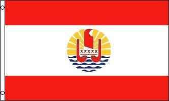 Sportsworld Tahiti Oficial Bandera: Amazon.es: Jardín
