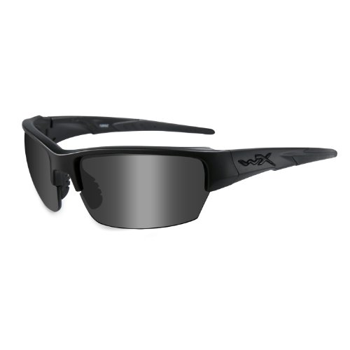 Wiley X Men's Ops Saint Grey Matte Sunglasses