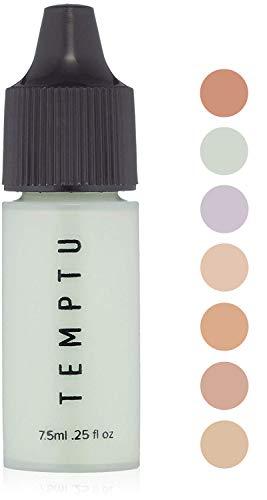 Temptu Perfect Canvas Airbrush Color Corrector Bottle Green, 0.25 Fl Oz
